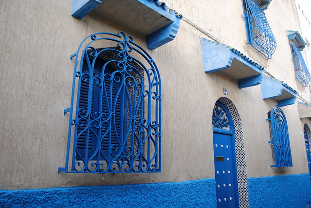 Blues of Morocco