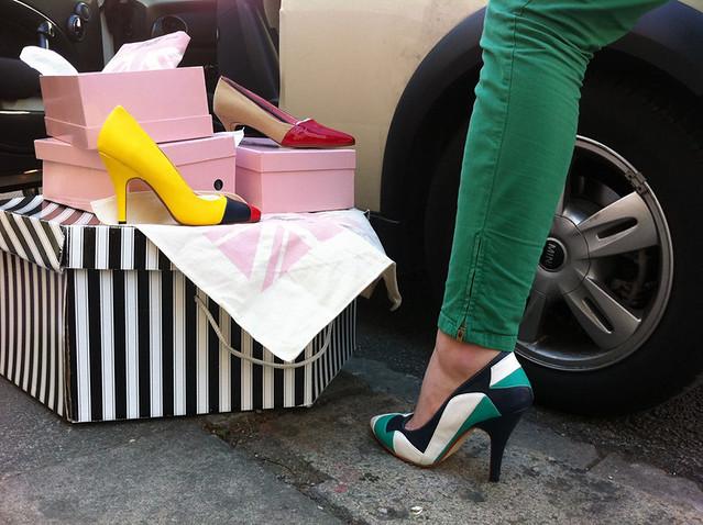Sarah Yull shoes
