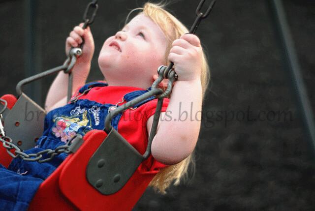 Rowan-on-swing