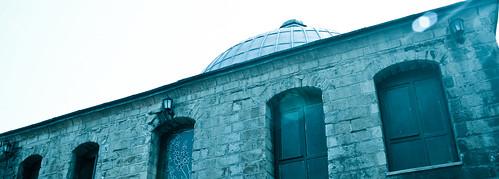 Fachada del Hamman de Suleymaniye