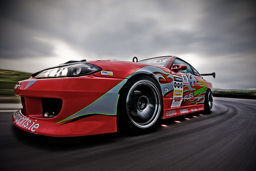 Christy Carpenters Top Fuel S15 Silvia
