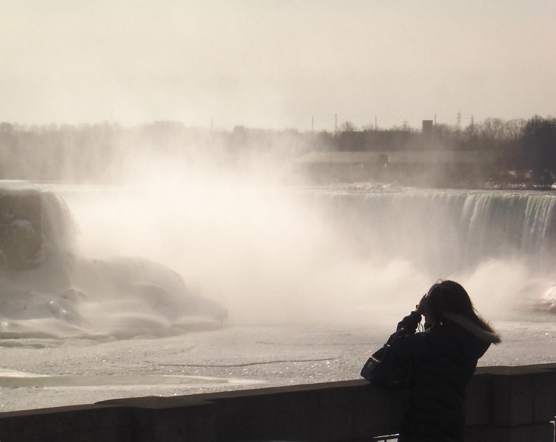 Niagara Falls With Chuck 006i