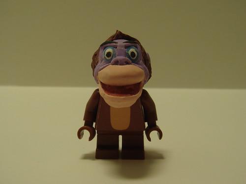 Disney Minifig - King Louie custom minifig