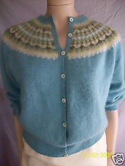 Front of Bohus Stickning ebay sweater (stashmuffin) Tags: bohus stickning