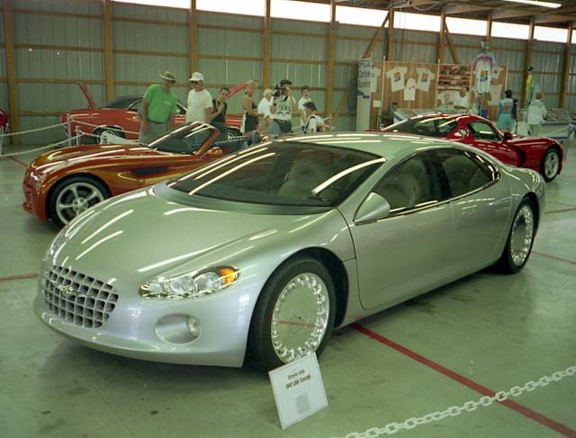 1997 chrysler mopar carlisle carshow conceptcar lhx chryslersatcarlisle carlisleallchryslernationals