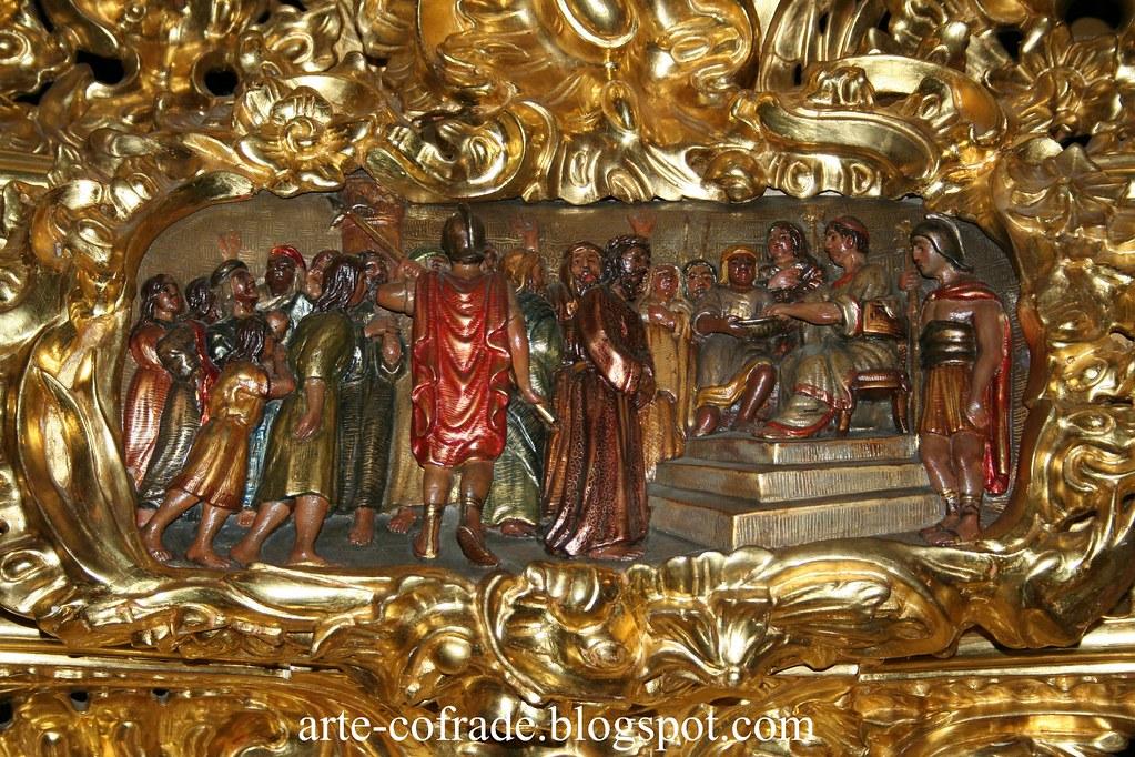 Jesús ante Poncio Pilatos