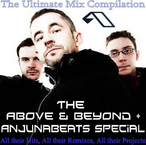TUMC Special - Above & Beyond + Anjunabeats Megamix