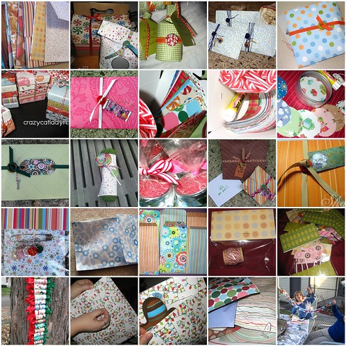 Scrapbook Paper Projects