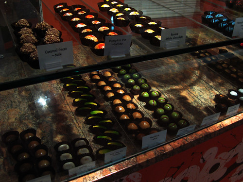 Haute Chocolate confections