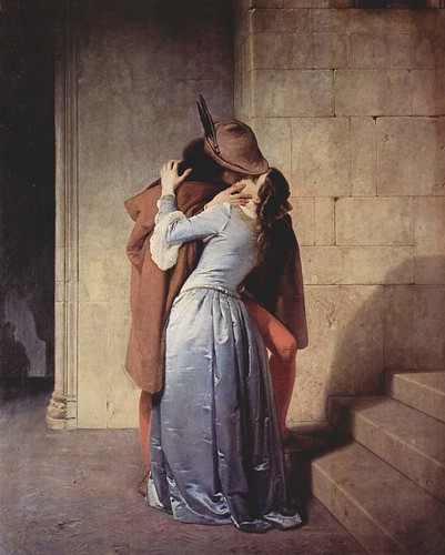 Francesco Hayez - The Kiss by you.