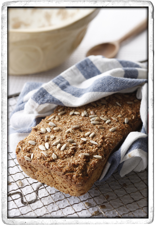 :: Irish Brown Yeast Bread