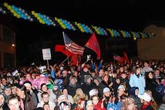 DSC_7737 (RufiOsmani) Tags: macedonia change albanian elections 2009 kombi osmani gostivar rufi shqip flamuri maqedoni gjuha rufiosmani zgjedhje ndryshime politike