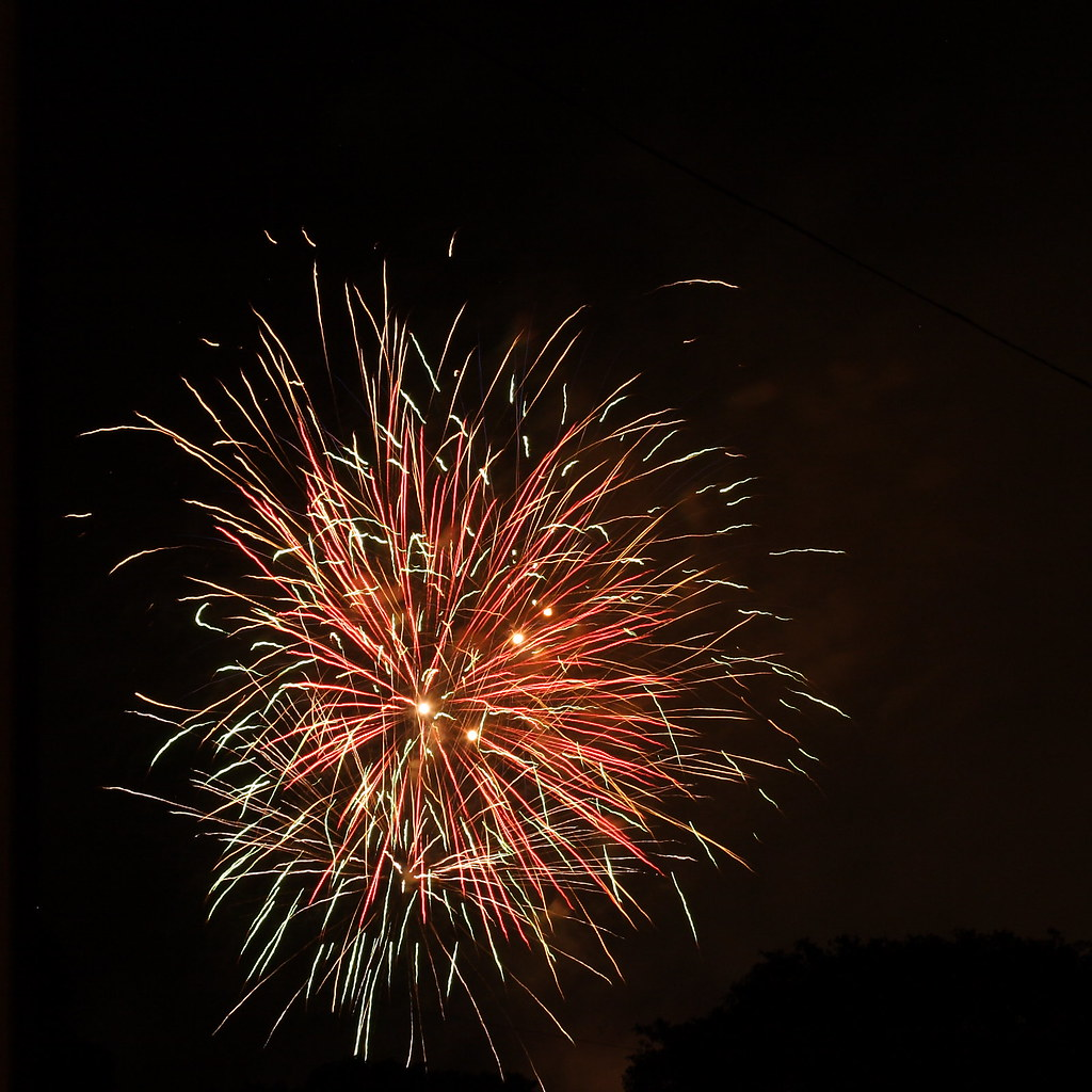 Fireworks photography - help need please