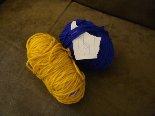 Mystery Yarn balls!