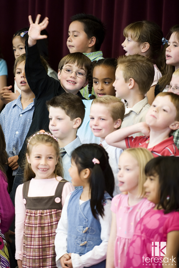 1st Grade Spring Sing