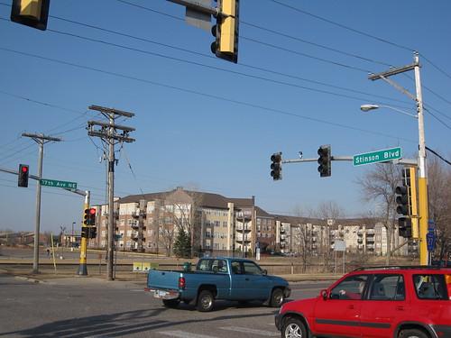 Stinson Blvd & 37th Ave NE