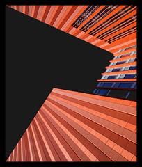 Ross 004 (eYe_image) Tags: abstract architecture michigan annarbor universityofmichigan kohnpedersenfox rossschoolofbusiness