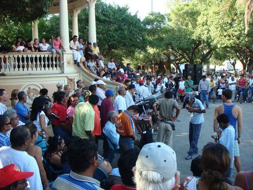 Musica en vivo en Granada.