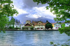Interlaken - What a wonderful world! (Ammar Alothman) Tags: blue alps water canon landscape switzerland photo europe photos bern kuwait usm 2008 ef 1740mm canonef1740mmf4lusm canton ammar interlaken kw q8 markiii f4l  vwc canoneos1dmarkiii ammaralothman   kuwaitiphotographer ammarq8 ammarphoto ammarphotography 1dmark3 kvwc kuwaitvoluntaryworkcenter  kuwaitvwc ammarq8com ammarphotocom