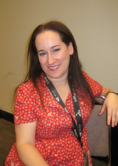 <i>Keely, pre-panel, Photo by Thomas Roche</i>