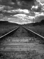 Trilho (Gesiane) Tags: brazil minasgerais brasil trem trilho pfogold