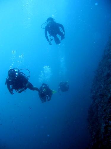 Phuket dive march