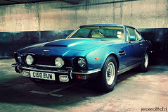 Aston Martin V8 (Jeroenolthof.nl) Tags: uk blue england hot color london english car real xpro crossprocessed jeroen nikon cross martin britain unique united great rich group uae d70s kingdom super 45 east exotic crewe crossprocessing processing londres vehicle british middle nikkor cp processed londra coupe supercar v8 aston combination engeland vantage londen 1870 f35 vae olthof wwwjeroenolthofnl jeroenolthofnl jeroenolthof