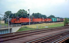 19670708 06 CGW 409 Forest Park, IL (davidwilson1949) Tags: railroad train illinois forestpark cgw chicagogreatwestern