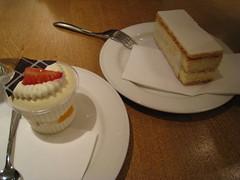 Yum desserts