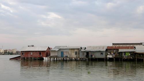 74.Boeng Kak Lake旁的水上屋 (4)