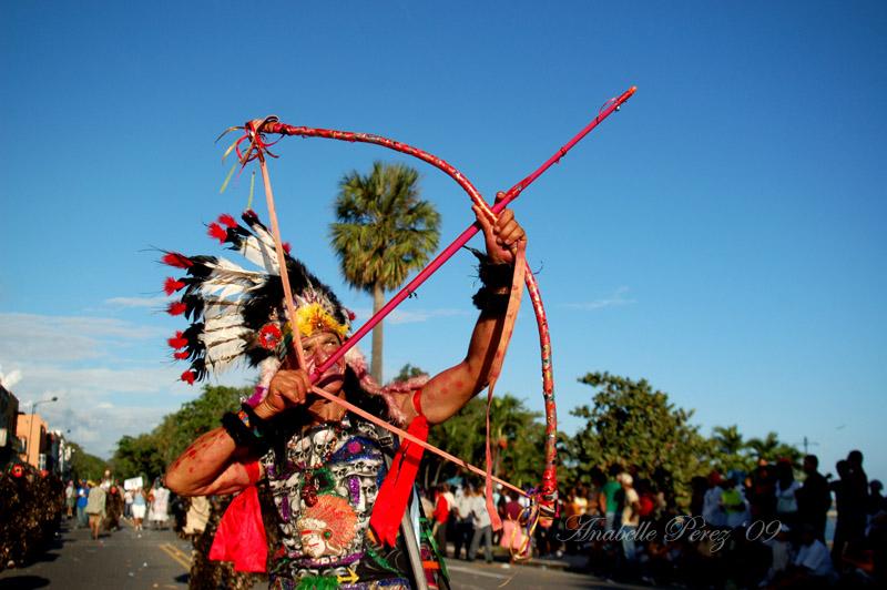 El Gran Indio & su flecha