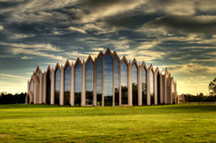 Calvary Church, Charlotte (krazyvshank) Tags: church nc nikon charlotte crown 1855 hdr calvary d300 hdrcreativeshots