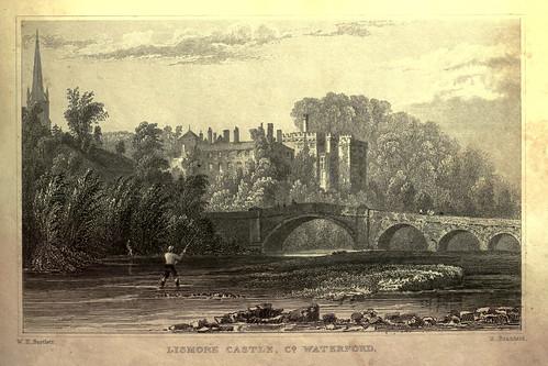 006- Castillo de Lismore condado de Waterford Irlanda