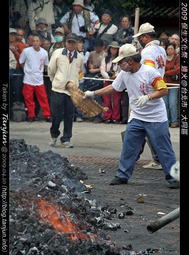 2009 保生文化祭。神轎@台北市.大同區