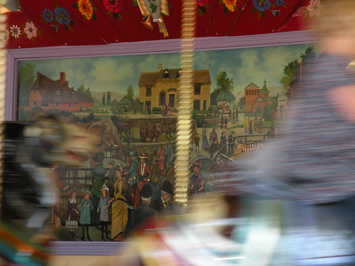 Mangels-Illions Carousel courtest of liangjinjiang on Flickr