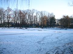 Paisaje en Piotrkow, Lodz