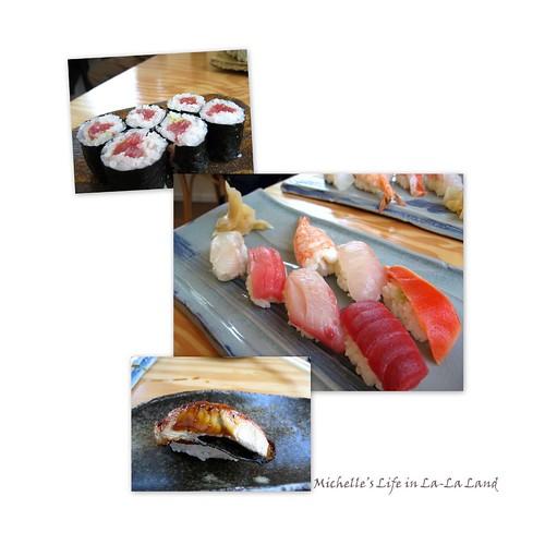 Mori Sushi- Sushi Delux