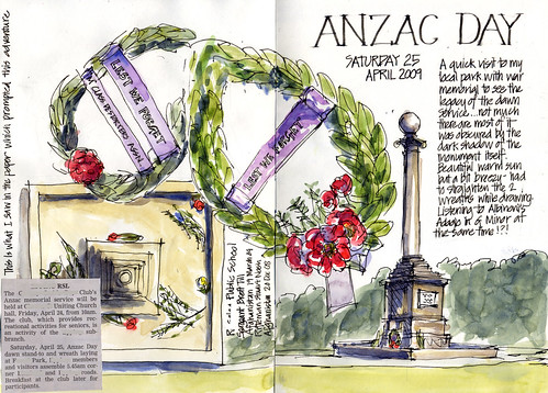 090425 Anzac Day