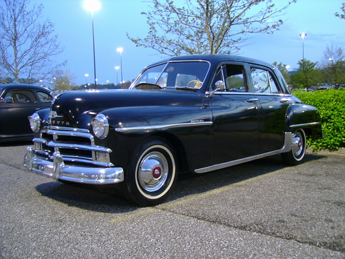 Flickr: Discussing PLYMOUTH Belvedere, Savoy, Cranbrook (1949-1956