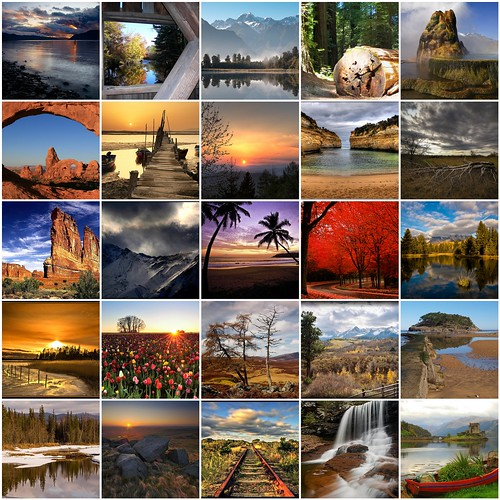 Landscape Beauty Photos of the Day Vol 4