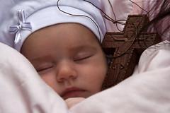 Teodora (vladapop59) Tags: kid child orthodox srbija dete krst serbija pravoslavlje