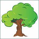 Cartoon-Tree