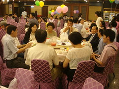 Tables at Banquet