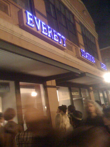 First Thursday @ Everett Station Lofts, Portland, Oregon