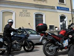 Pausa pranzo alla Stazione di Valmozzola