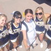 UCSB Gaucho Festival Cheerleaders with XShot