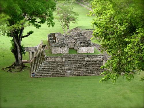 Maya ruins of Copan por Amanda.Jackson.