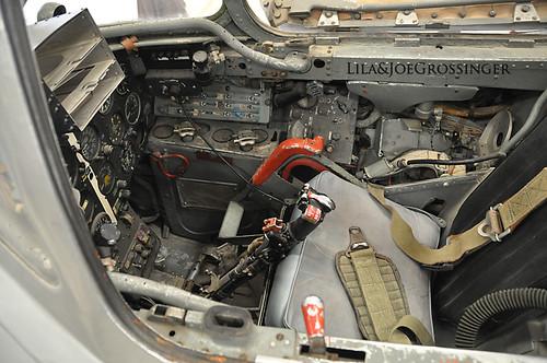 Warbird picture - F-86 Saber Cockpit