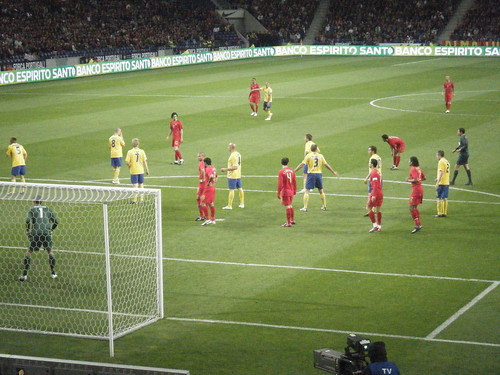 Portugal v. Sweden World Cup Qualifier by you.