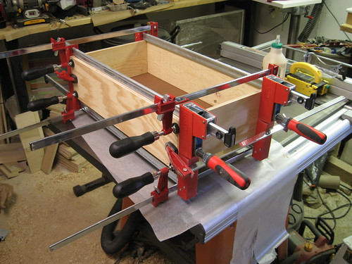drawer glue-up